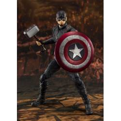 Captain America SH Figuarts Final Battle (Avengers Endgame)