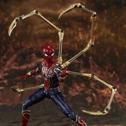 Iron Spider SH Figuarts Final Battle (Avengers Endgame)