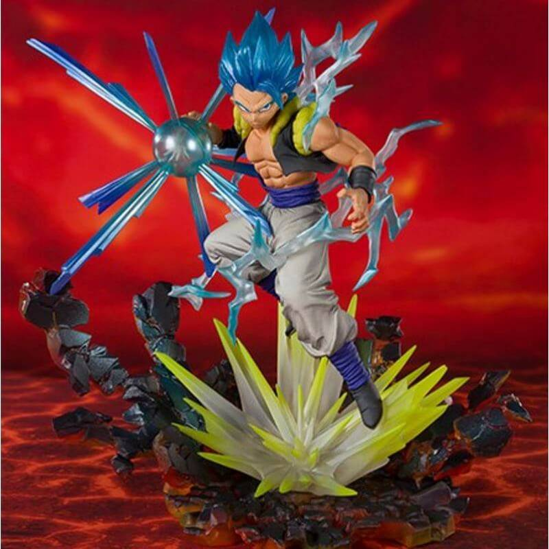 Gogeta Super Saiyan God Figuarts Zero Event Exclusive Color (figurine Dragon Ball Super)