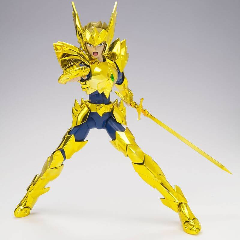 Saint Cloth Myth Odin Aiolia (Saint Seiya Soul of Gold)