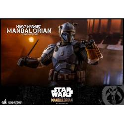 Heavy Infantry Mandalorian Hot Toys TMS010 (Star Wars)