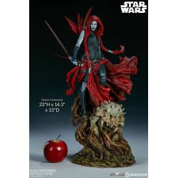 Asajj Ventress Sideshow Collectibles Mythos (Star Wars Clone Wars)