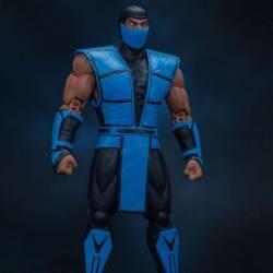 Sub-Zero Storm Collectibles (Mortal Kombat)