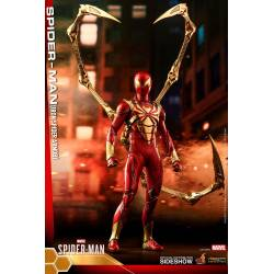 Spider-Man (Iron  Spider Armor) Hot Toys VGM38 (Marvel's Spider-Man)