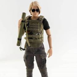 Sarah Connor ThreeZero 1/12 (Terminator Dark Fate)