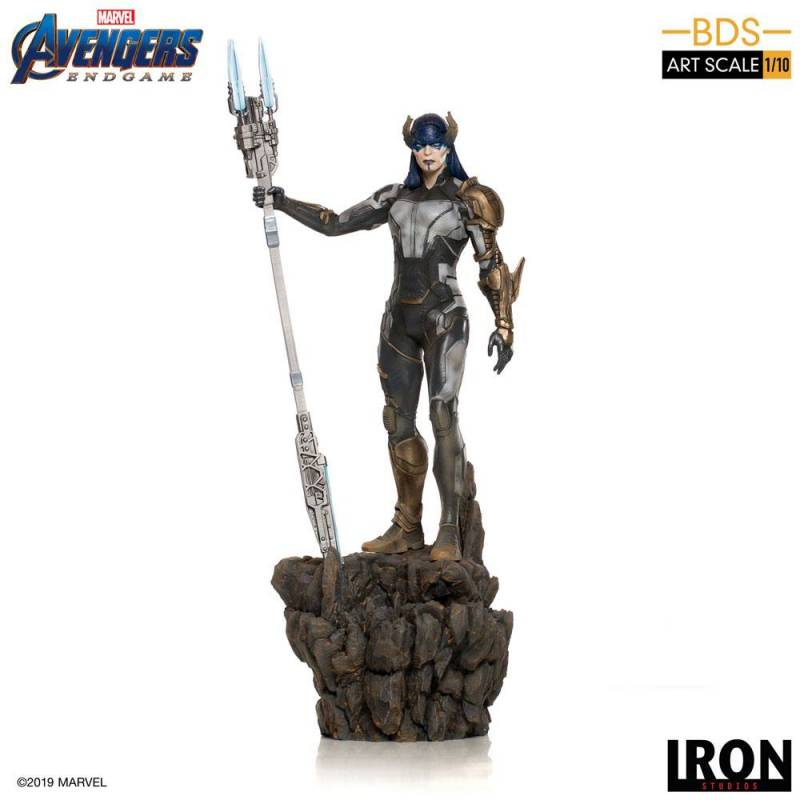 Proxima Midnight BDS Art Scale 1/10 Iron Studios Black Order (Avengers Endgame)