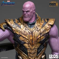 Thanos BDS Art Scale 1/10 Iron Studios Black Order (Avengers Endgame)