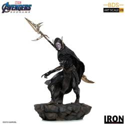Corvus Glaive BDS Art Scale 1/10 Iron Studios Black Order (Avengers Endgame)