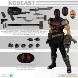 KGBeast One:12 Mezco (DC Comics)