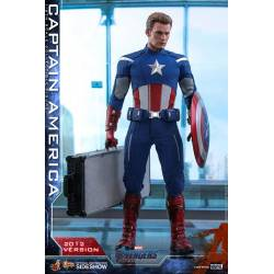Captain America Hot Toys 2012 Version MMS563 (Avengers Endgame)