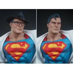 Superman Premium Format 1/4 Sideshow Collectibles Call to Action (DC Comics)