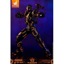 War Machine Hot Toys Neon Tech Diecast MMS553D35 (Iron Man 2)