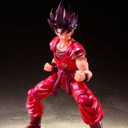 Son Goku Kaioken SH Figuarts (Dragon Ball Z)