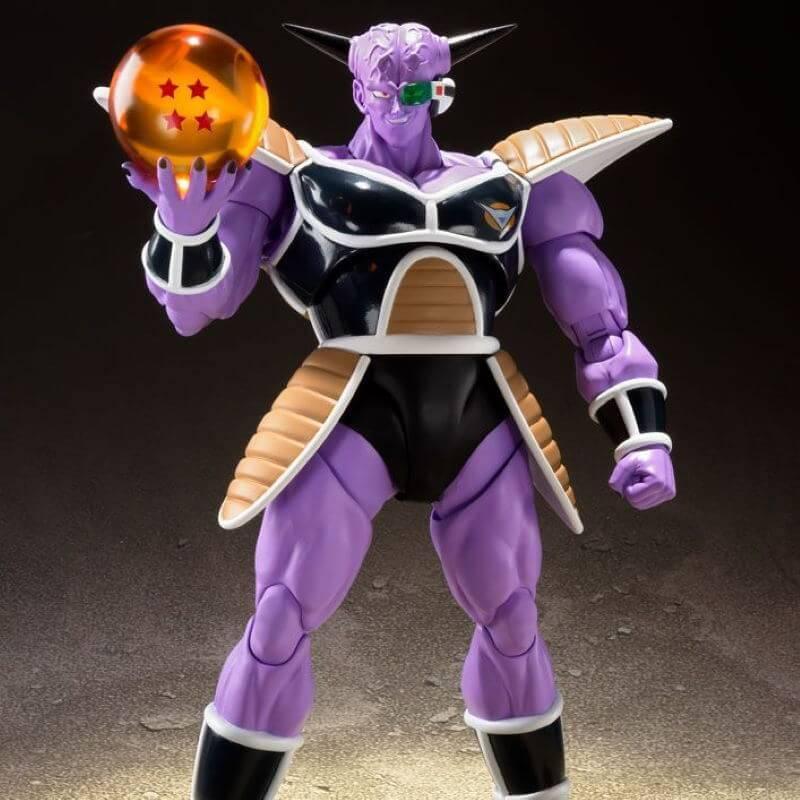 Ginyu SH Figuarts (Dragon Ball Z)