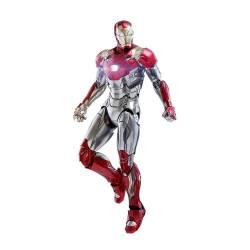 Iron Man Mark XLVII Hot Toys Diecast MMS427D19 (Spider-Man Homecoming)
