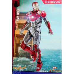 Iron Man Mark XLVII Hot Toys Diecast MMS427D19 (Spider-Man Homecoming)