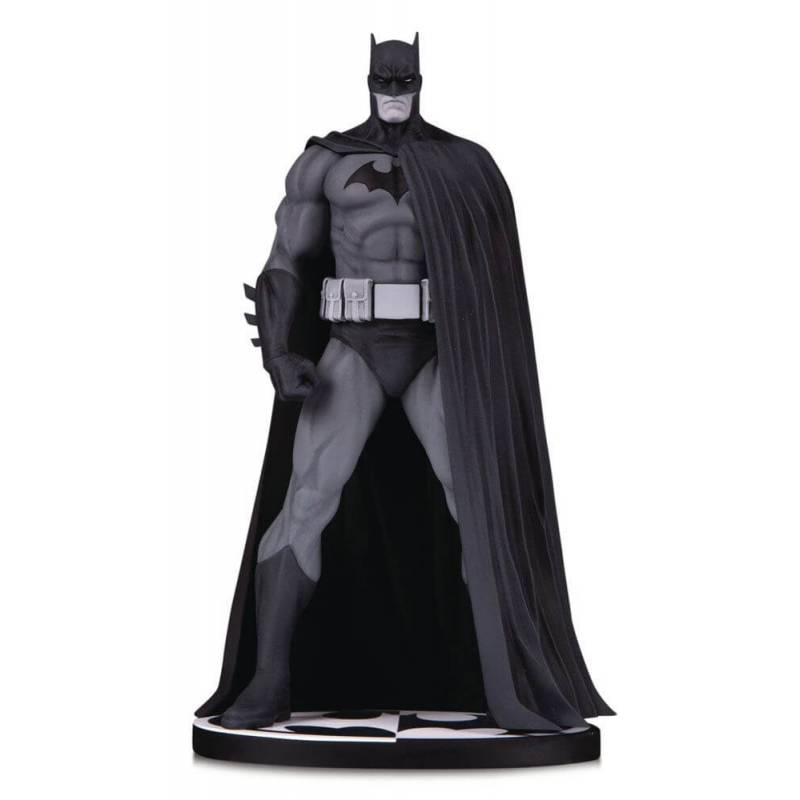 Batman figurine Black & White DC Collectibles Version 3 Jim Lee (Batman)