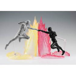Energy Aura Red SH Figuarts effect (Dragon Ball Z)