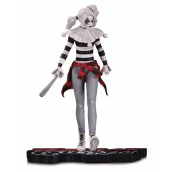 Harley Quinn Black & White DC Collectibles Steve Pugh (Batman)
