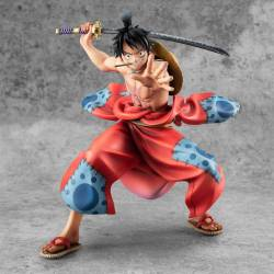 Luffy Taro Megahouse Portrait of Pirates Warriors Alliance (One Piece)