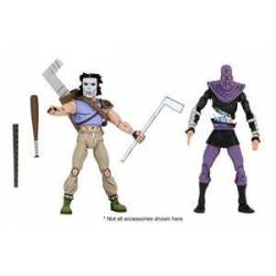 Casey Jones and Foot Soldier Neca (Teenage Mutant Ninja Turtles)