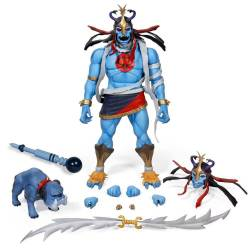 Mumm-Ra and Ma-Mutt Super7 Wave 2 Ultimates (Thundercats)