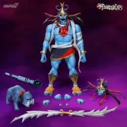 Mumm-Ra and Ma-Mutt Super7 Wave 2 Ultimates (Thundercats)