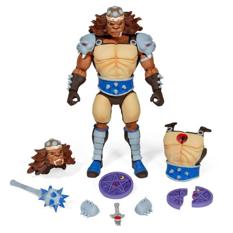 Grune The Destroyer Super7 Wave 2 Ultimates (Thundercats)