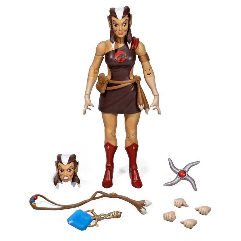 Pumrya The Healer Super7 Wave 2 Ultimates (Thundercats)