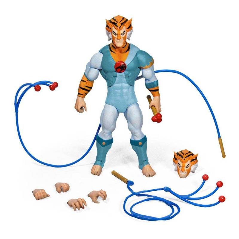 Tygra The Scientist Warrior Super7 Wave 2 Ultimates (Cosmocats)