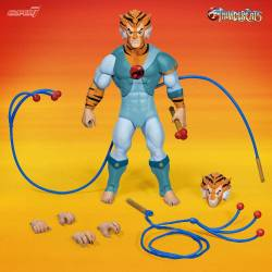 Tygra The Scientist Warrior Super7 Wave 2 Ultimates (Thundercats)