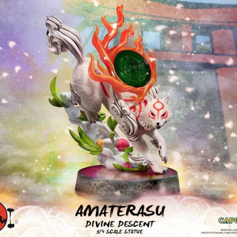 Amaterasu Divine Descent First 4 Figures (F4F) (Okami)