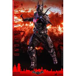 Batman Beyond figurine Hot Toys VGM39 (Batman Arkham Knight)