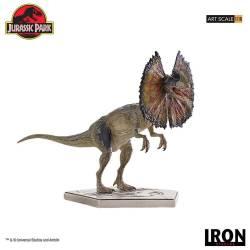 Dilophosaurus Art Scale 1/10 Iron Studios (Jurassic Park)