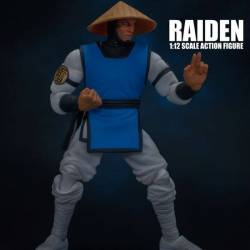 Raiden Storm Collectibles (Mortal Kombat)