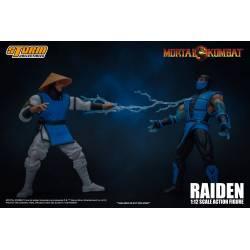 Raiden Storm Collectibles (Mortal Kombat)