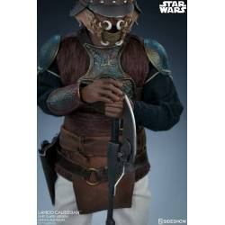 Lando Calrissian Sixth Scale Sideshow Collectibles Skiff Guard Version (Star Wars Episode VI)