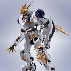 Gundam Barbatos Lupus Rex Bandai Tamashii Nations Metal Robot Spirits (Gundam Iron Blood Orphans)