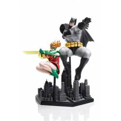 Batman and Robin Art Scale 1/10 Iron Studios Deluxe (The Dark Knight Returns)