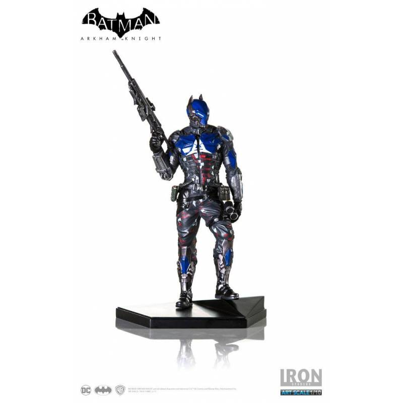 Arkham Knight Art Scale 1/10 Iron Studios (Batman Arkham Knight)