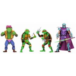 Turtles in Time Neca Series 2 (Teenage Mutant Ninja Turtles)