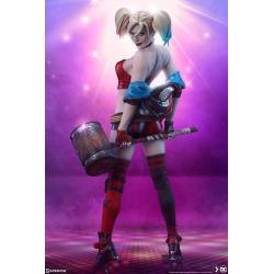 Harley Quinn Premium Format 1/4 Sideshow Collectibles Hell on Wheels (DC Comics)