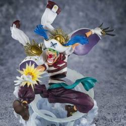 Buggy Figuarts Zero Bandai Tamashii Nations Paramount War (One Piece)