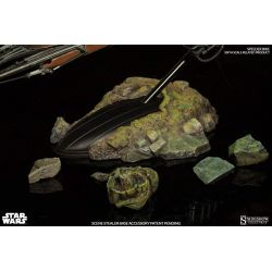 Speeder Bike Sixth Scale Sideshow Collectibles 1/6 (Star Wars VI)
