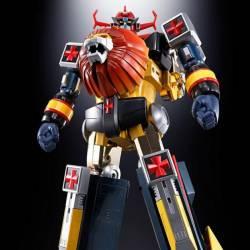 GX-59R Daltanious Diecast Soul of Chogokin (Future Robot Daltanious)