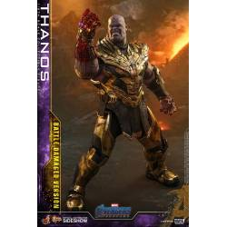 Thanos Hot Toys MMS564 Battle Damaged Version (Avengers Endgame)