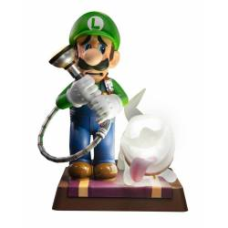Luigi et Polterpup First 4 Figures (F4F) (Luigi's Mansion 3)