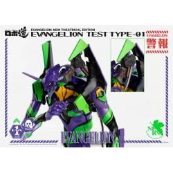 Robo-Dou Eva Test Type-01 ThreeZero (Evangelion New Theatrical Edition)