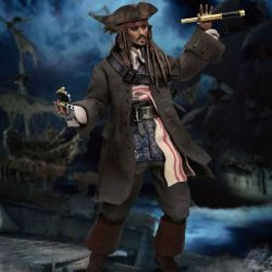 Jack Sparrow Beast Kingdom (Pirates des Caraïbes)