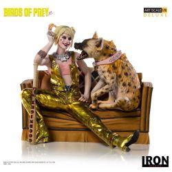 Harley Quinn et Bruce Art Scale 1/10 Iron Studios Deluxe (Birds of Prey)
